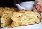 Бисквитный яблочный пирог – рецепт моей бабушки