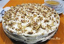 Сметанный крем для торта пошаговый рецепт