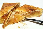Пирог American apple pie