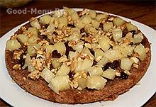 Торт санчо панчо с ананасами пошаговый рецепт